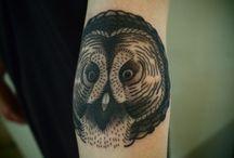 Tattoo / by Cajú Perencin