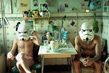 Star Wars! / by Lauren Loveall