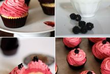 SWEETS: Cupcakes n' Stuff / cupcakes and frostings and tips / by Debi J Adomeit