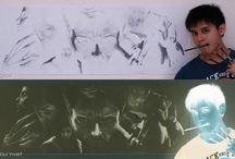 Artists Rule The World / by Trek Light Gear