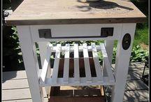 Repurposed Furniture (DIY) / by Lynn Sierra