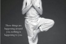 On the Mat  / Yoga and Meditation / by L Morgan Reynolds