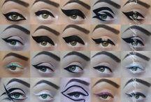 Beauty & Makeup / by Jennifer Mejia
