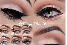 Makeup / by Sam Tha Man