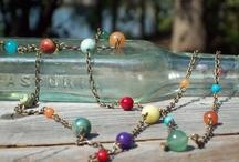 Handmade Bohemian Jewelry / by My Soul