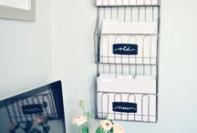 Clean and organized / by Alanna
