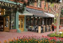 Favorite Places & Spaces / by Kelvin Boulder