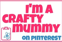 I'm a Crafty Mummy! / A collection of crafts and DIY from a Crafty Mummy team!  Please pin from your own blog or website. Please pin from the blog post, not the home page. Please add a description of your pin.  Please share your best crafts and DIY!! And feel free to repin from this board to yours.  Want to join this team? Leave a comment! / by The Crafty Mummy