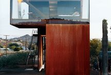 Exterior  / Exterior homes, landscape and outdoor space / by Caleb Boulier