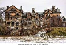 Abandoned Greatness / by Carrie Thomas