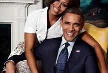 The Obamas..... / by Janice Johnson