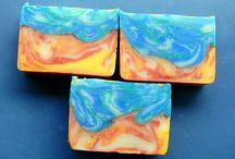 Soap Techniques / by Rebecca Jones