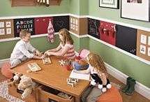 Kids Room Design Ideas / by Kelly Harmeson