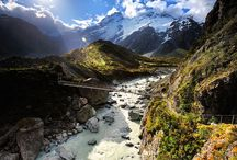 Photography: Spectacular Places / Spectacular photographs of amazing locations around the world.  / by Inspiration Exhibit
