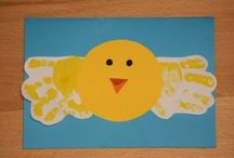 Spring & Easter / ideas for my Reception (age 4 - 5) class, and a little bit of crafty for me!  / by Louise Vaan