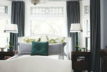 bedrooms / by Janet Williams