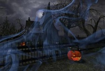 Halloween Art / My favorite time of year! / by Meredith Thompson Brooks