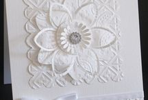 {Cards} Embossing / by Becky Prusse