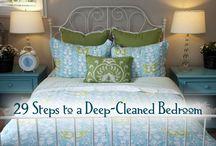 Clean & organize / by Lora Benitez-Buehrig
