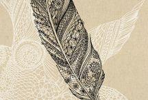 Zentangle  / by Sarah Ann Malone