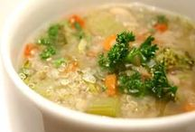 Soup Recipes / Get all the recipes of Soup in Hindi at jagran.com / by Pooja Rajput