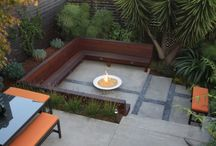 Garden: Spaces I love / by Laura Crockett