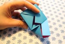 Paper folding / by Heather Schaffner