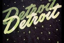 Detroit / by studioloraine