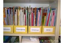 Classroom: organization, management, resources / by Isabel Santori