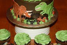 Dinosaur Birthday / by Jill Anderson