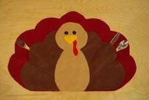 Thanksgiving / by Kristi Maria