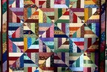 Quilts, of course! / by Marcia Lee