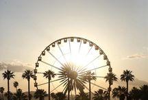 Coachella festival / by Noémie Villanova