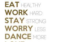 Motivation / by TheBodyShop _