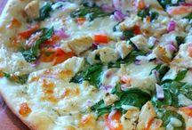Pizza / by Sabrina Drake