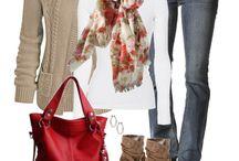 Fashion ideas / by Sheri Yaritz