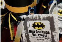 Batman party / by Nez Roum