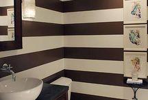 Ideas for boys' bathroom? / by Kat Fotheringham