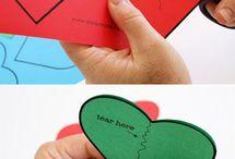 ~Valentine's Ideas.. / by Karen Roach-McBride