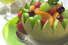Fruit, fruit and more fruit / by Ashley Hobson