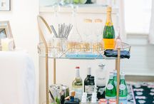 Bar Carts / by Susty Party