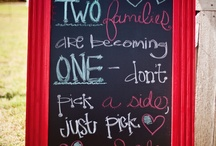 Wedding Ideas / by Dawn Vinson