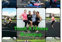 Touch It Fitness / by Yokasta Castillo-Yosie