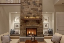 living room ideas / by Mary Ann Moses