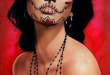 Halloween. / by Lauren Sessions