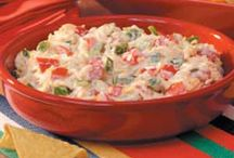 FOOD: Dips, Spreads, and Dressings / Dip, spread, and dressing recipes. / by Angela Thompson