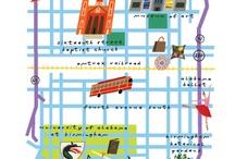 My Magic City: Birmingham / My favorite spaces and places around Birmingham, Alabama / by Courtney Carson
