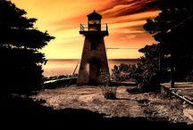 Lighthouses / by Joanie Dakis Mierzwa