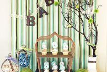Baby shower Ideas.... / by DonnaGail Nichols