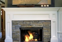 Fireplace / by Mrs. G